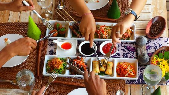 Safka Restaurant & Terrace: Our Best Seller: Asian Sharing Dishes
