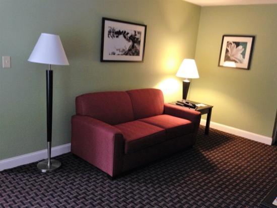 Jellico, Τενεσί: Sitting Area in Room