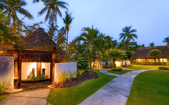 Heavenly Spa By Westin: Your own private Fijian Bure treatment room