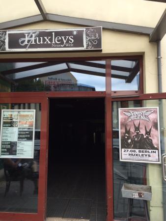 Huxley's Neue Welt
