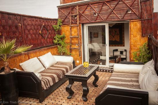 Riad Dar Najat: Guest House Marrakech