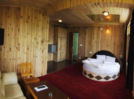 Hotel Mountain Face by Snow City Hotels : Luxury room