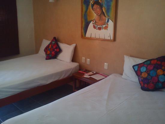 Koox City Garden Hotel: room double