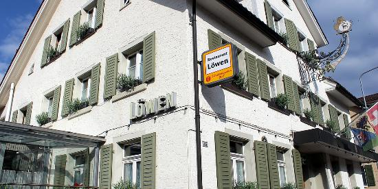 Ebnat-Kappel, Szwajcaria: Restaurant Löwen