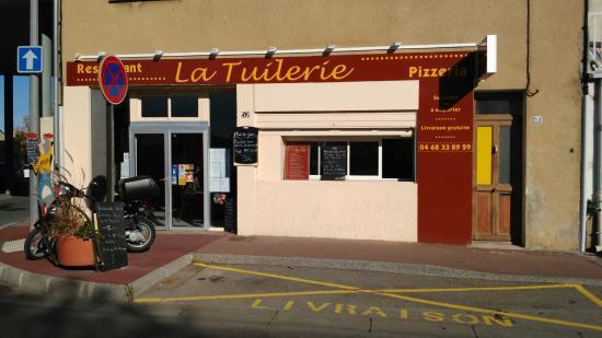 Restaurant Pizzeria La Tuilerie