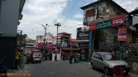 Library Bazaar: The happening Mall Road