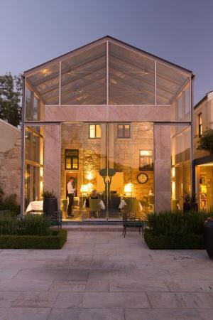 أيسلينجتون هوتل: Conservatory