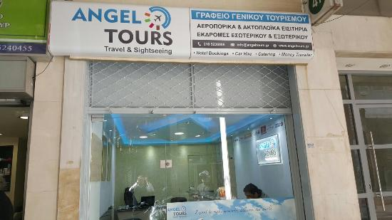 Angel Tours Athens