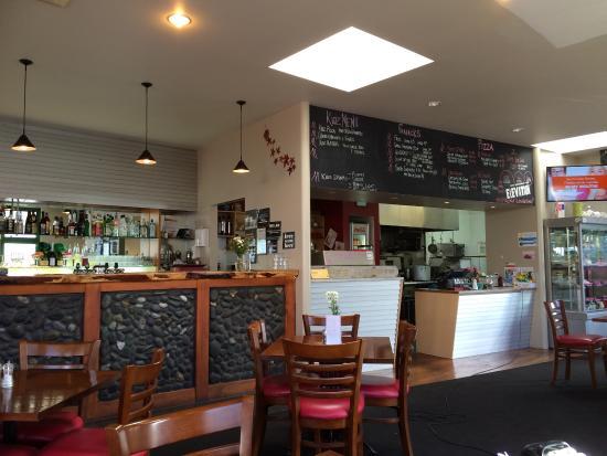 Elevation Cafe Bar And Restaurant Motueka