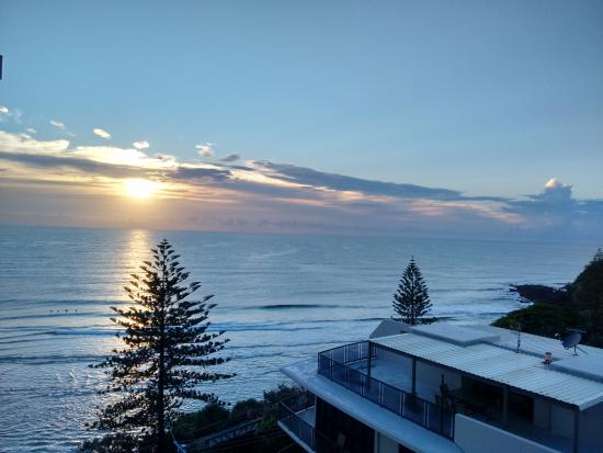 Clubb Coolum Beach: Sunrise - another great day