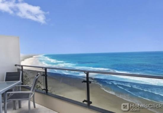 Coolum Beach, Australien: Northern views