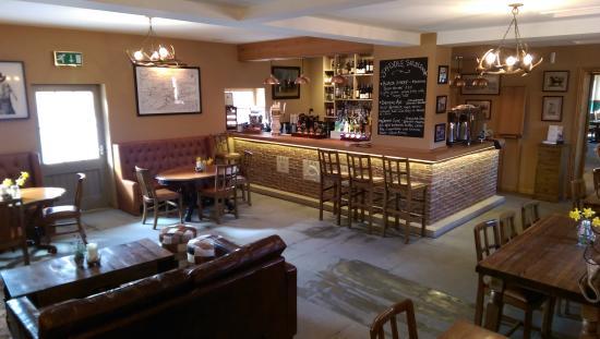 The Saddle Room Restaurant : New Bar