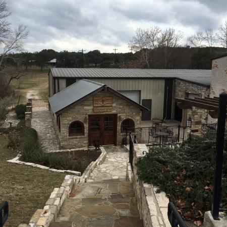 Marble Falls, TX: Going to the chapel.. ;)