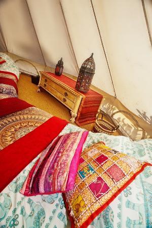 Kits Coty Glamping: Inside Marrakesh