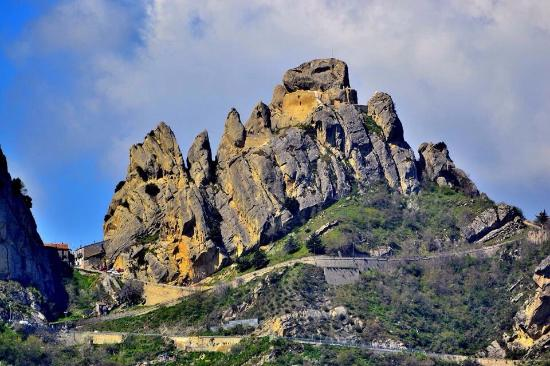 Pietrapertosa, Itália: Castello Saraceno