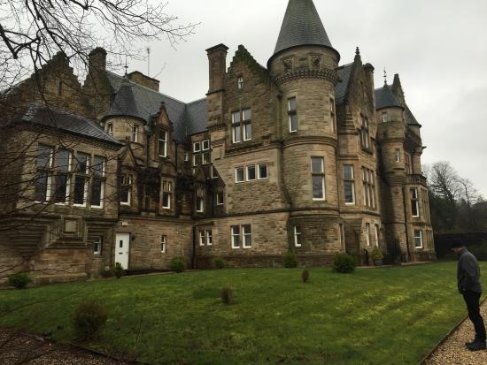 Dollar, UK: The whole castle