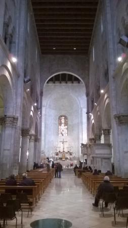 Interno Cattedrale Bitonto 1 Foto Di Cattedrale Di