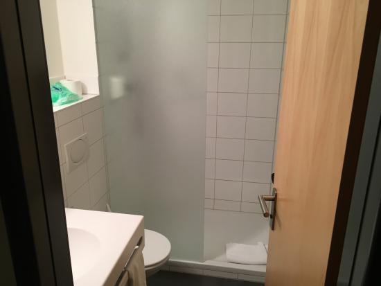 Hotel Gasthof Gross: etwas beengt