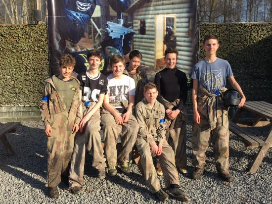 Delta Force Paintball Billericay