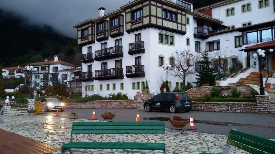 Hotel Spa Montana