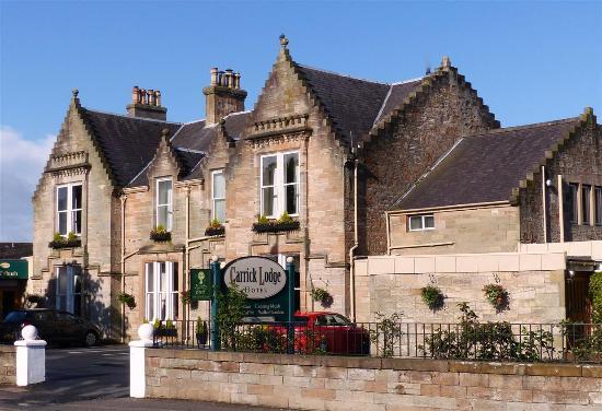 Carrick Lodge Hotel: The Carrick Lodge