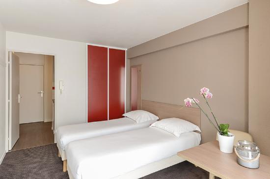 Appart 39 city paris la villette 69 7 9 updated 2018 for Studio appart hotel paris
