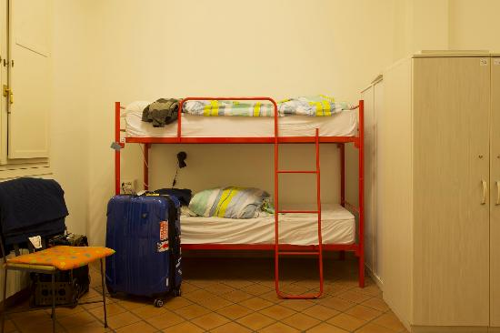 Il Nosadillo : Dorm room
