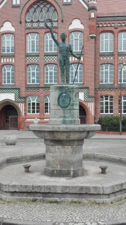 Wittenberge, Germany: Das Denkmal