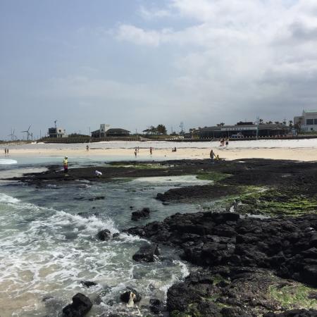 김녕 성세기 해변