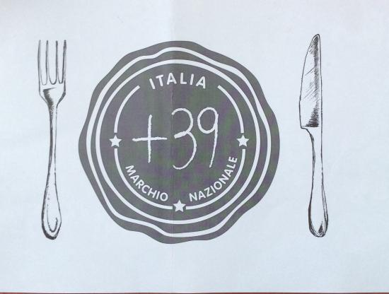 Toorak, Australia: Taken from the menu
