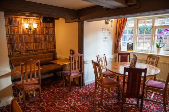 Castle Inn: Dining