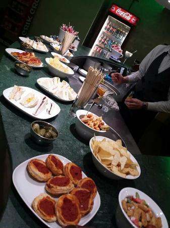 Monterosi, Italie : Bar Centrale 2