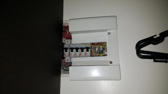 exposed wires of the fuse box picture of tripolis hotel pamukkale rh tripadvisor co uk
