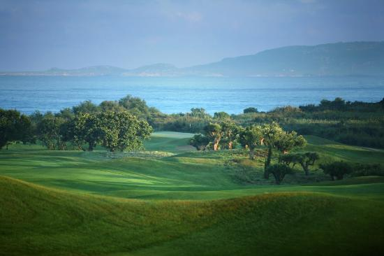 The Westin Resort, Costa Navarino: The Dunes Course - Hole 11