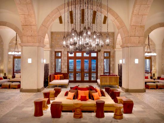 The Westin Resort, Costa Navarino: Westin Lobby