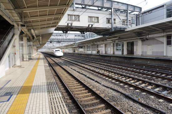 Chugoku, Japan: 3 Shinkansen