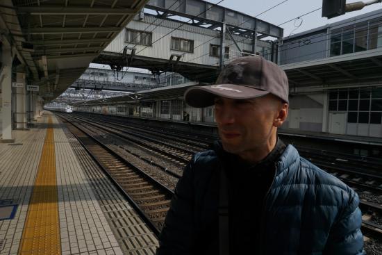 Chugoku, Japan: 4 Shinkansen