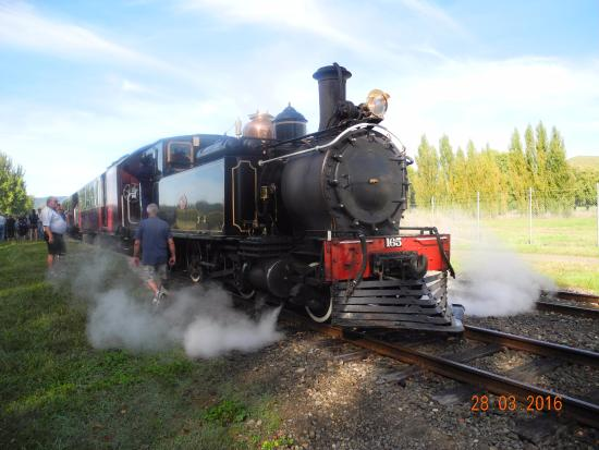 Gisborne City Vintage Railway