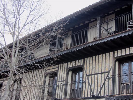 Hotel Spa Villa de Mogarraz: primera y segunda planta