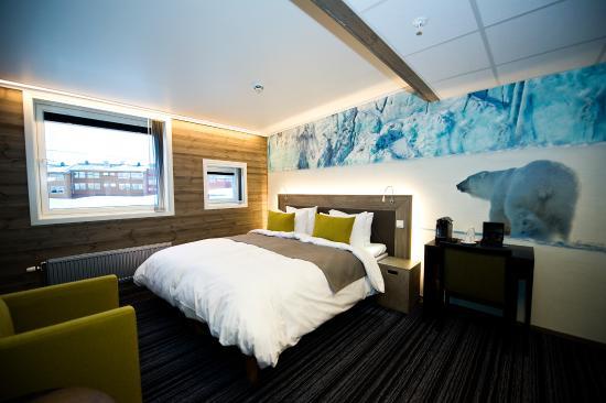 Svalbard Hotel: Superior room