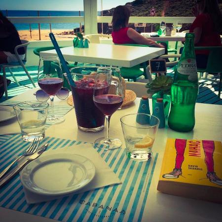 Burgau, Portugal: Michal and Kate...thank you