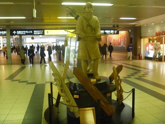 Irankarapte Statue
