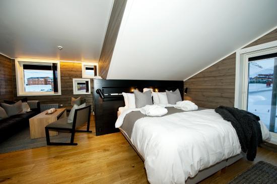 Svalbard Hotel: Polar Bear Suite