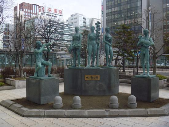 Bokka Statue
