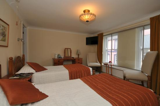 Cartref Hotel: Twin Room