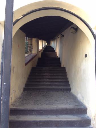 Parish Stairway