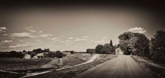 vista dall\'argine - Picture of Le Terrazze Sul Po, Borgoforte ...