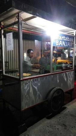 Martabak Banjar