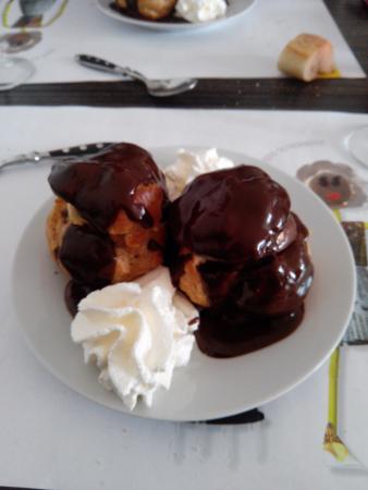 Restaurant Chateau Arago