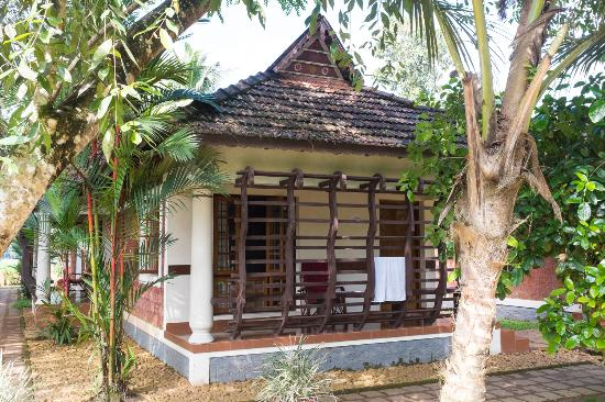 Little Houses In Kerala Style Picture Of Athreya Ayurvedic Centre